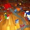 Ein Bruchteil unserer Lego Duplo Eisenbahn