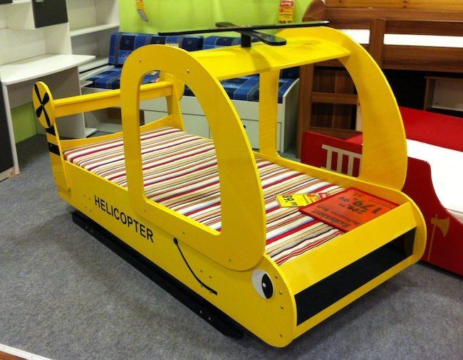 Kinderbett hubschrauber  Hubschrauber bett – Qualitative Möbel
