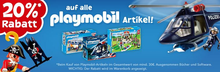 Playmobil Aktion (c) toysrus.de