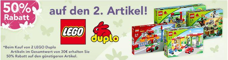 50 Prozent Rabatt auf Lego Duplo (c) toysrus.de
