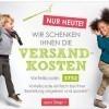 Keine Versandkosten (c) vertbaudet.de