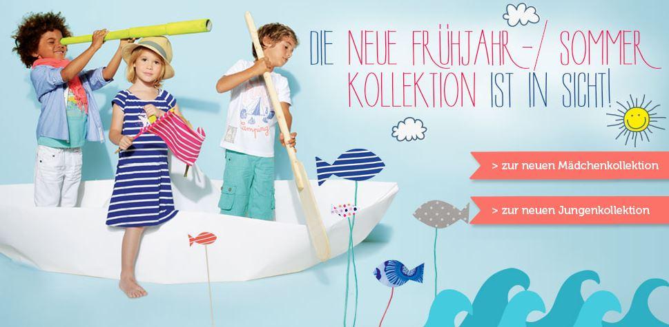 vertbaudet Sommerkollektion (c) Screenshot vertbaudet.de
