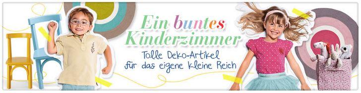 vertbaudet Deko-Ideen (c) Screenshot vertbaudet.de