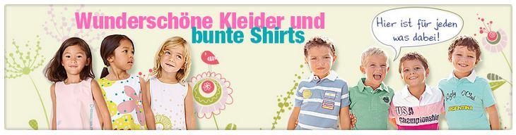 vertbaudet Kleider und Shirts (c) vertbaudet.de
